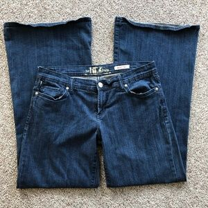 !it Hottie Wide Leg High Rise Jeans Size 31